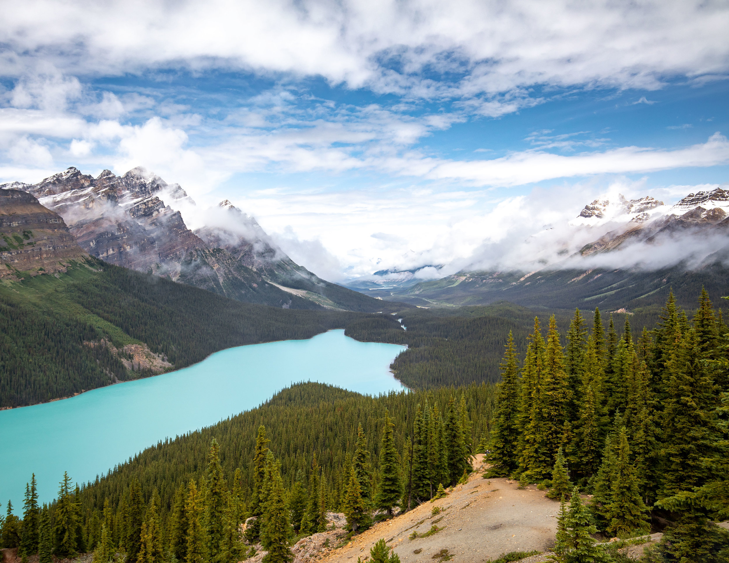 Best of Canada - Peyto Lake