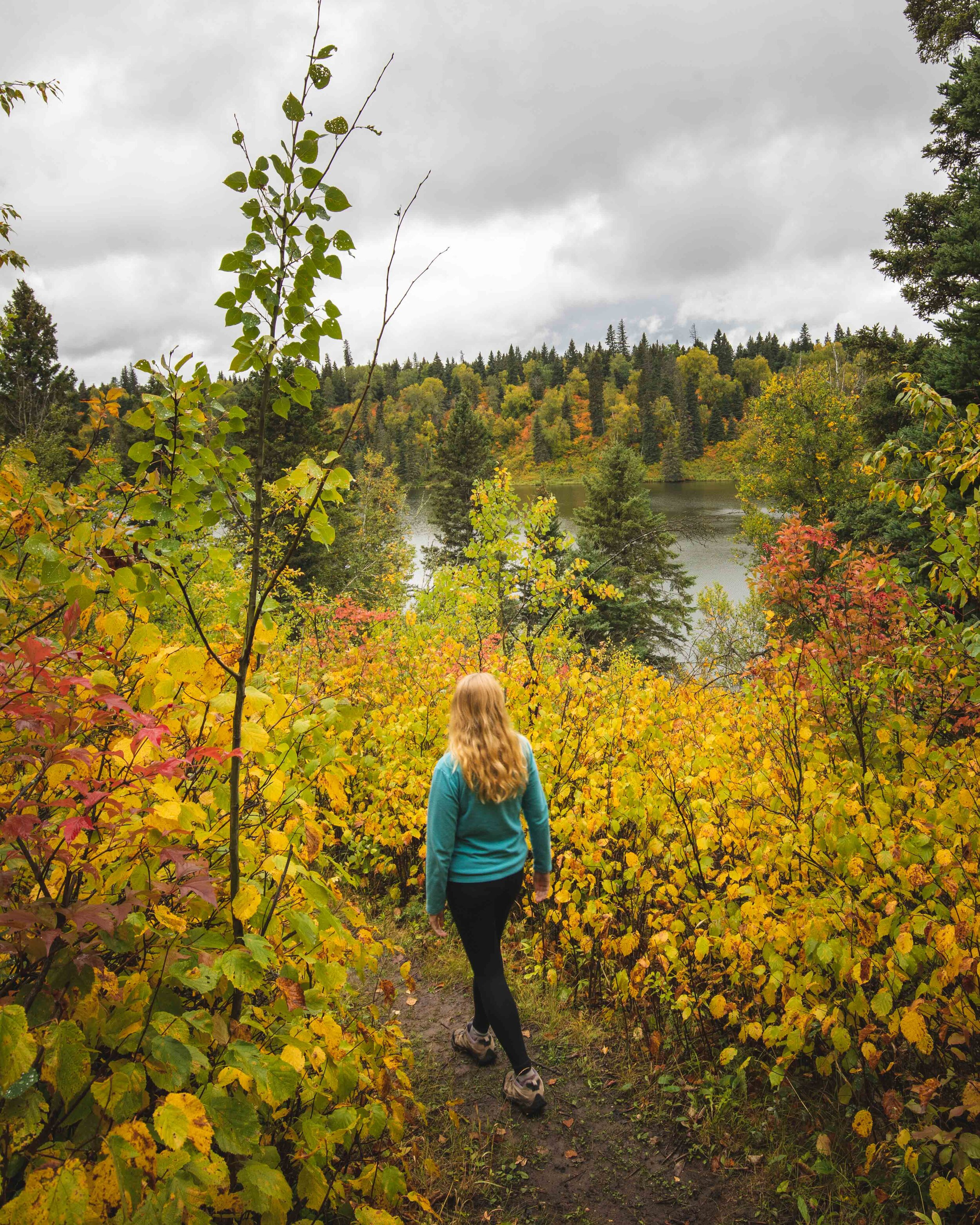 Bead Lake Hike - Activities in Riding Mountain National Park