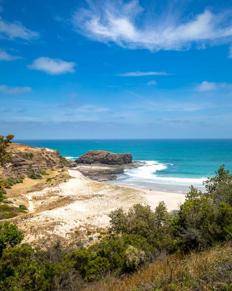 The Bushrangers Bay walk - one of the best in the ...