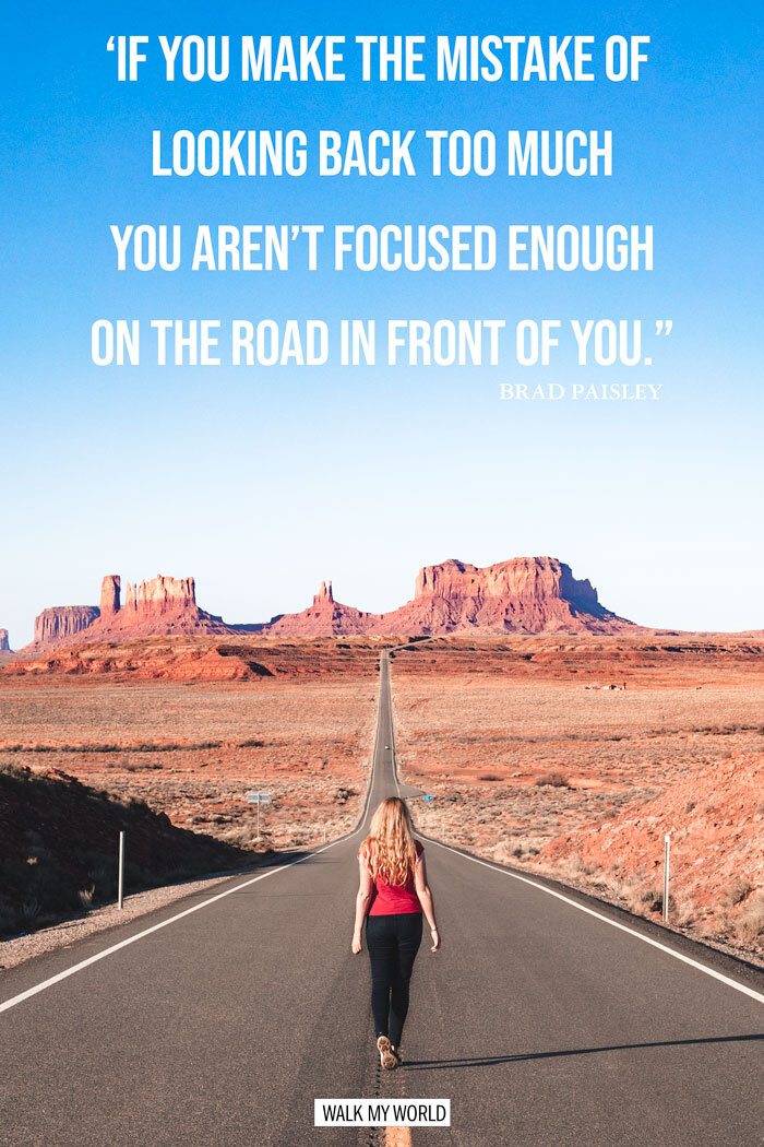 90 Road Trip Quotes To Inspire You To Hit The Road Walk My World