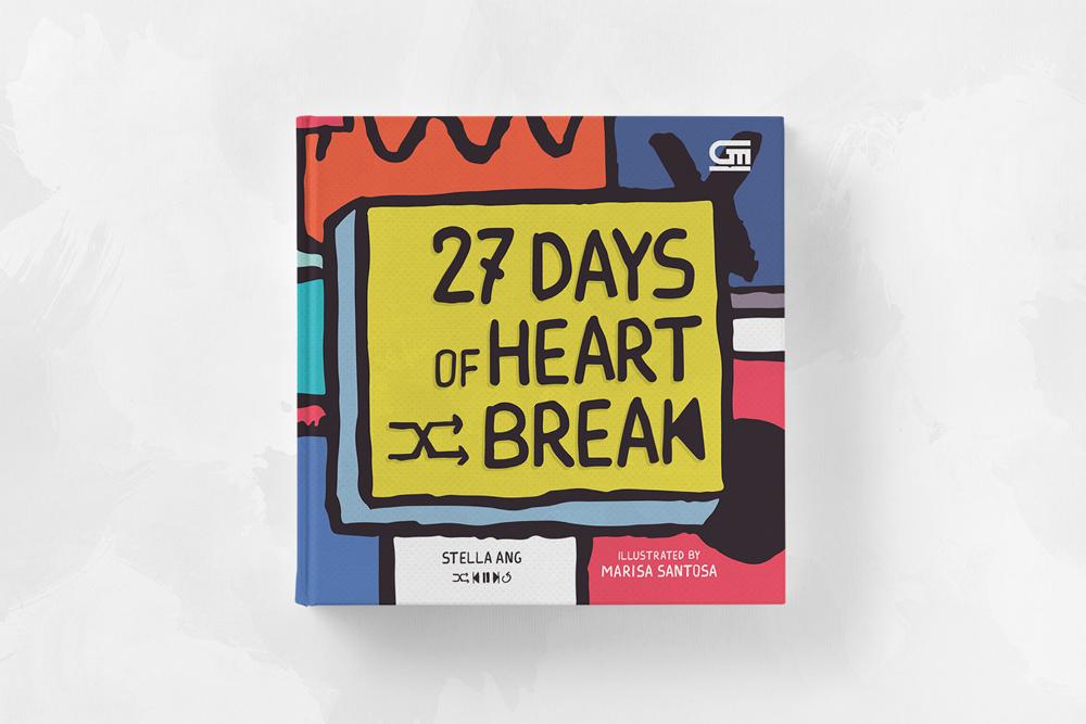 27 Days of Heartbreak book