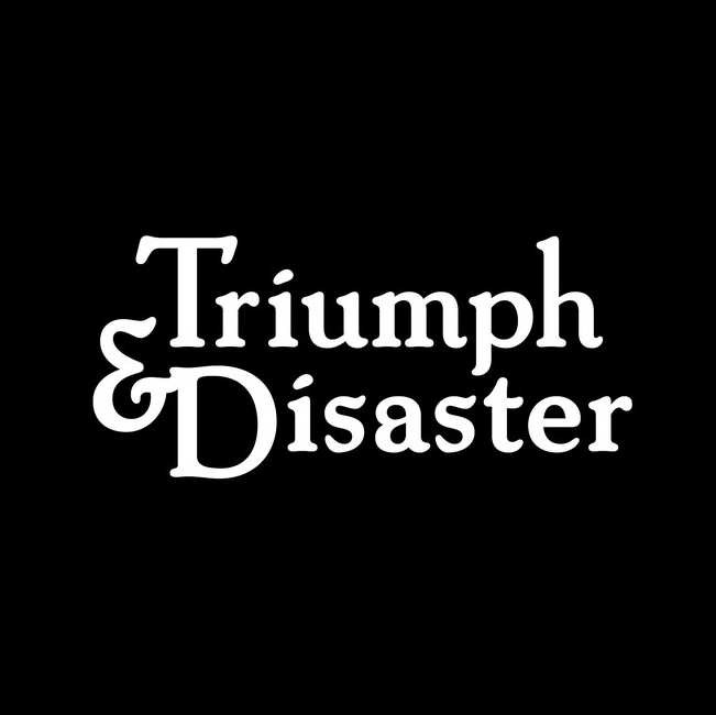 Triumph & Disaster - We pride ourselves on delivering products built from the pillars of ritual, character and fate. Each product is infused with bespoke Triumph & Disaster aromas, natural blends of complex notes that evoke old fashioned values from simpler times. We don't test on animals other than ourselves and we proudly utilise ingredients derived from nature but engineered with science, because we want to make clean, safe and efficient products that will make a difference.