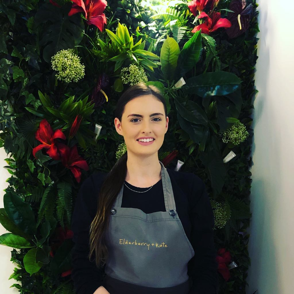 Danielle Currin - My strengths are Waxing, Brows,lash lifts and anything manicure and pedicures! Pop in and Introduce yourself or book online for a fabulous Treatment.