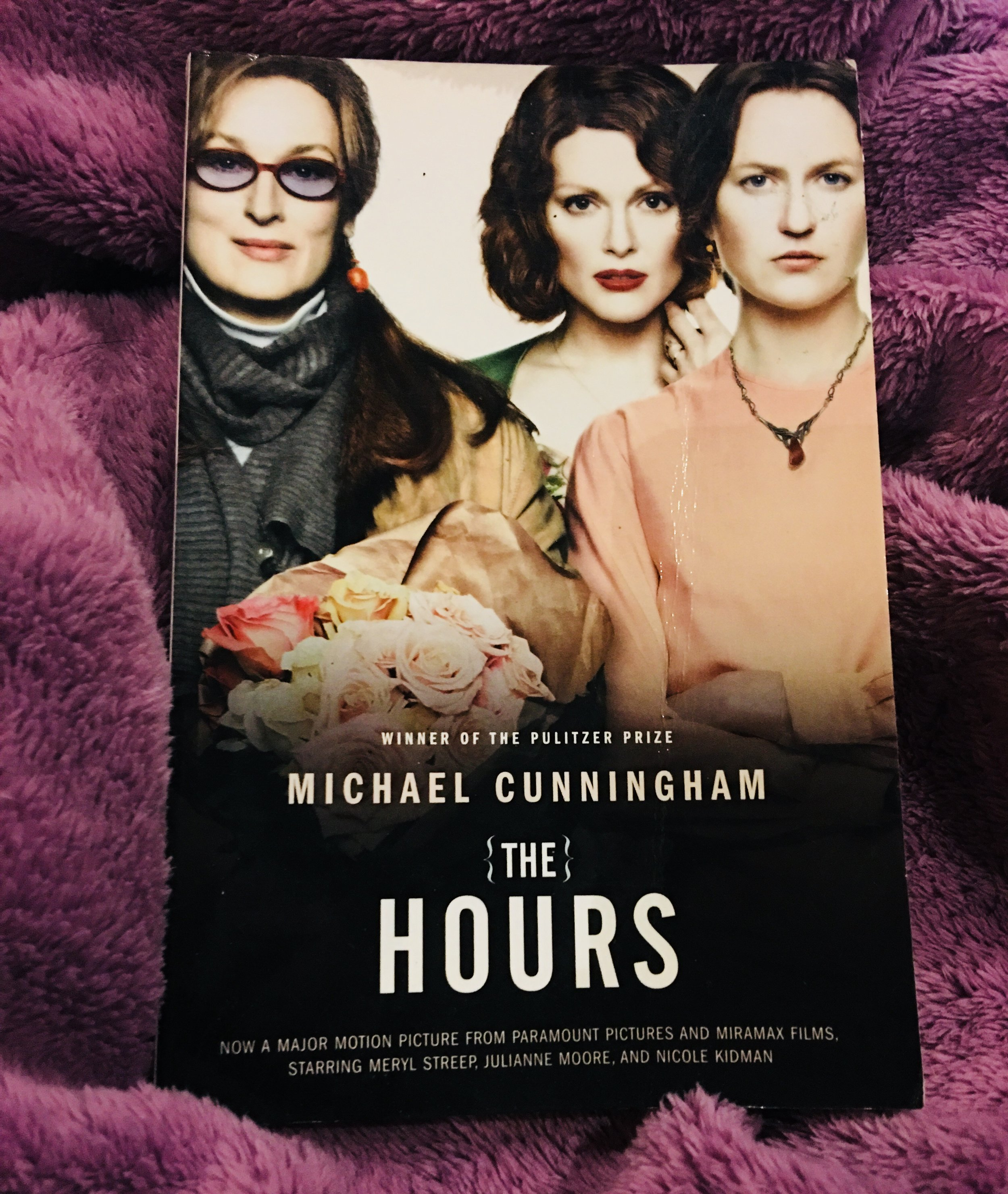 The Hours - By Michael CunninghamMy rating: 5 stars   Pages: 230What made me pick it up: I read Mrs Dalloway and wanted to read The Hours as it uses Mrs Dalloway as a heavy influenceFormat:Paperback   Source: My Bookshelf - Picked it up secondhand at Lifeline Bookfest one year2018 challenge/s: Goodreads 2018 Reading Challenge