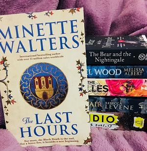 The Last Hours, Historical Fiction that I've been wanting to check out.