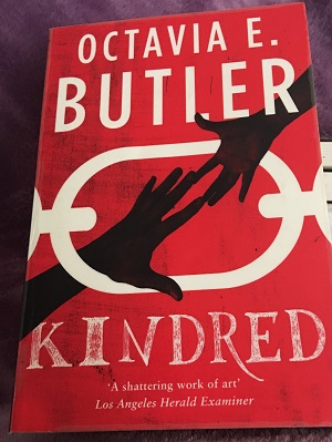 Kindred - By Octavia E. ButlerMy rating: 5 stars | Pages:304What made me pick it up: I've been wanting to read this classic of genre fiction for a long time and to begin to tiptoe into Octavia Butler's works.Format: Paperback | Source: Library2018 challenge/s: Goodreads 2018 Reading Challenge; Book Riot Read Harder Challenge 2018; Reading Women Challenge 2018