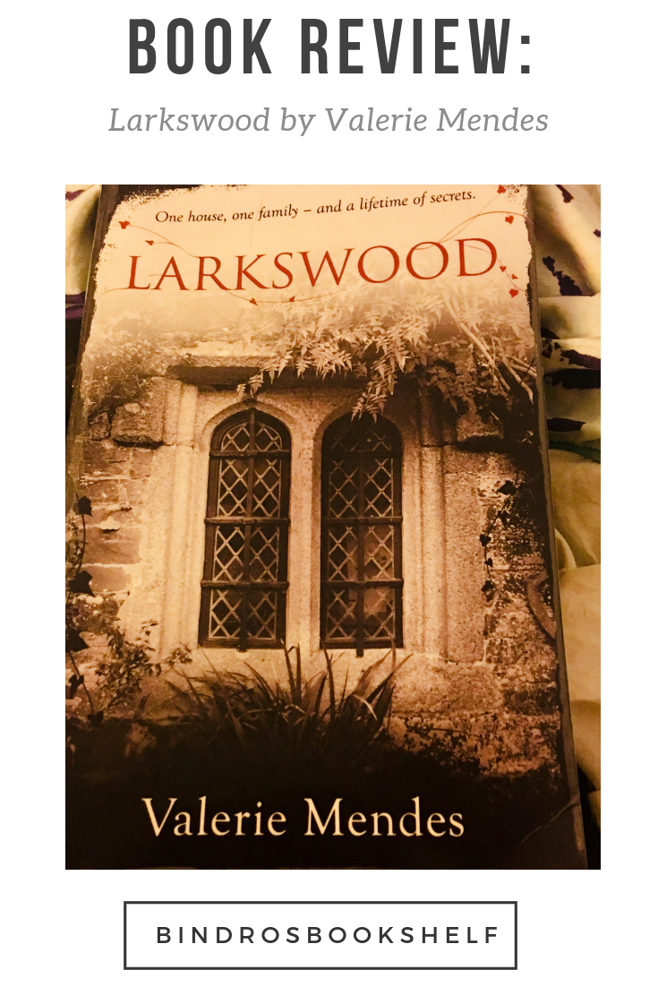 Book Reivew Larkswood by Valerie Mendes Bindro's Bookshelf.png