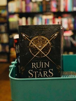ruin of stars on Bindro's Bookshelf