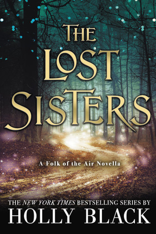 the lost sisters as featured on Bindro's Bookshelf