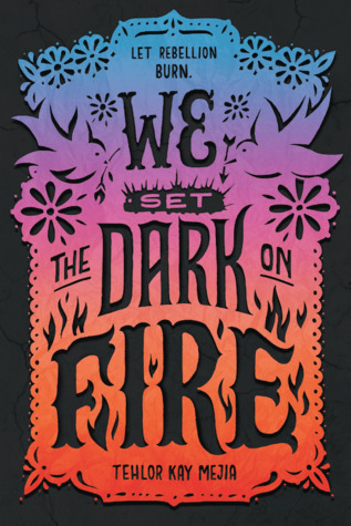 we set the dark on fire as featured on bindro's bookshelf