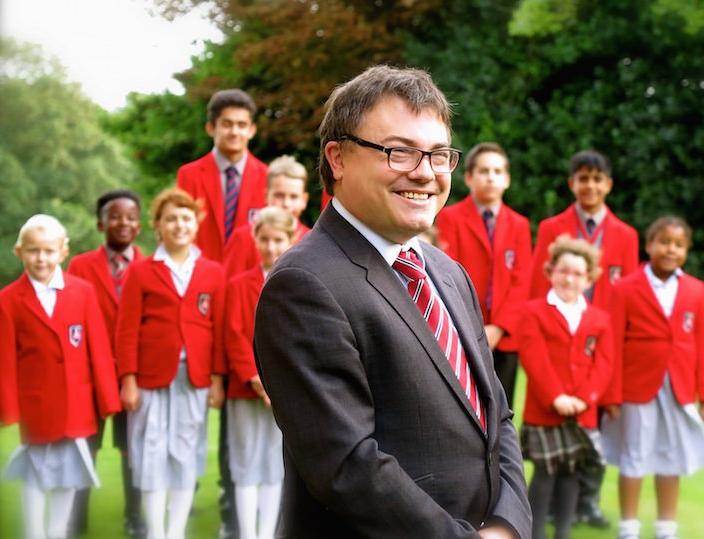 Stuart Douch, Headmaster, Sompting Abbotts Preparatory School