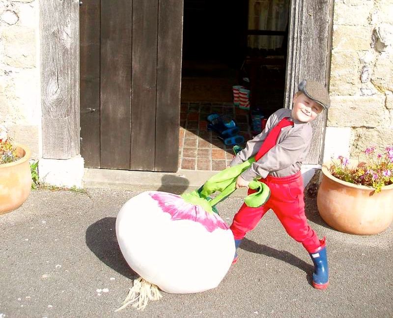 the enormous turnip a play by pre prep at sompting abbotts harvest festival