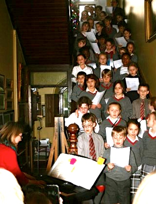 sompting abbotts prep school choir near worthing