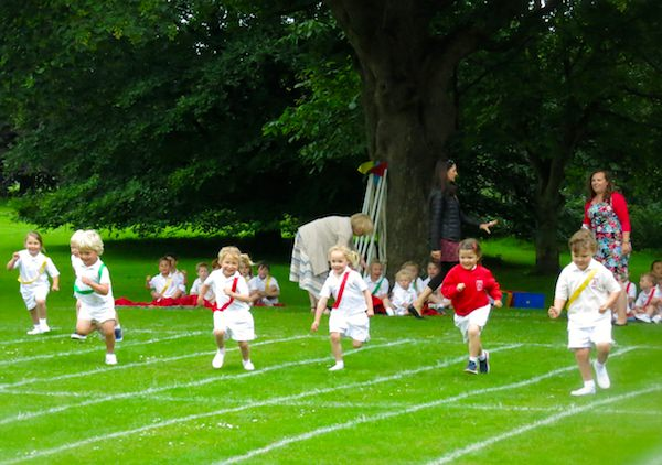 Pre-Prep sports at Sompting Abbotts School