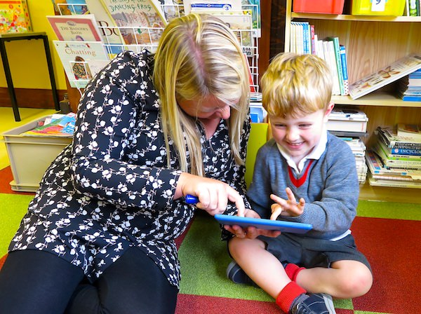 digital tablets at worthing private school sompting abbotts