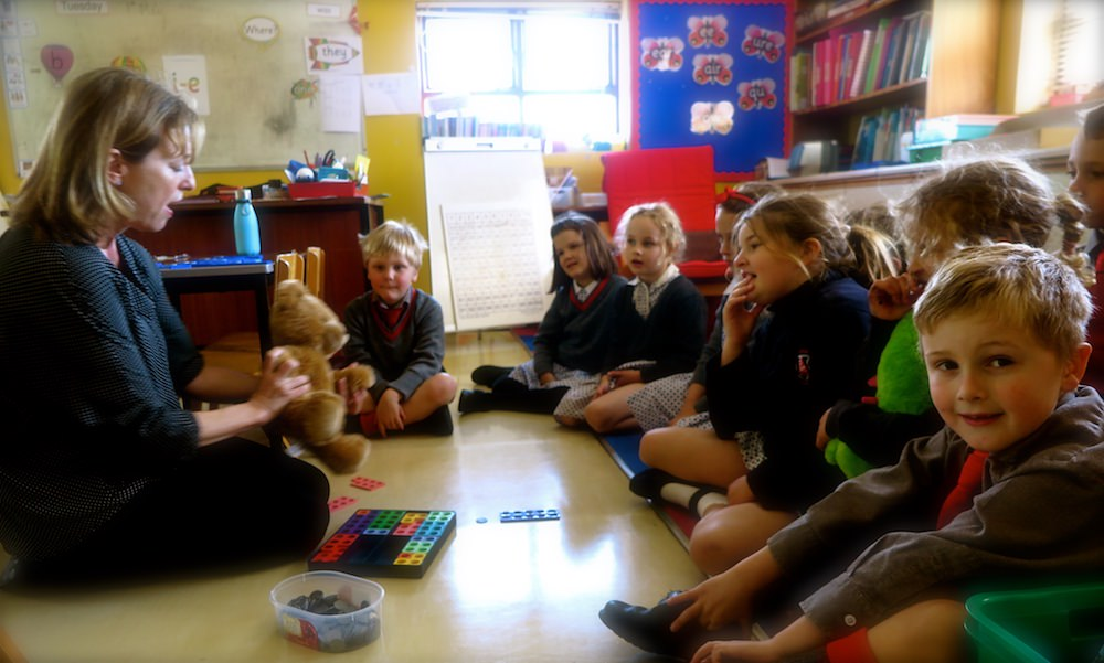 pre-prep children at west sussex private primary school sompting abbotts