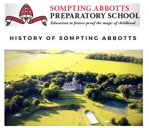 Intrigued to learn more about the history of Sompting Abbotts? -
