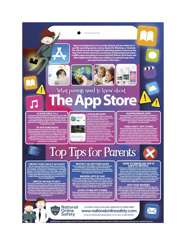 What Parents Need To Know About The Use of The AppStore