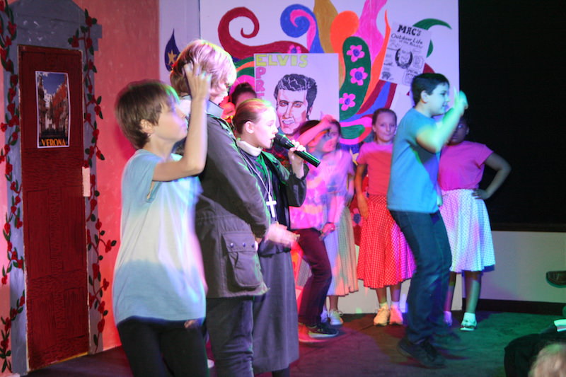 school play at sompting abbotts