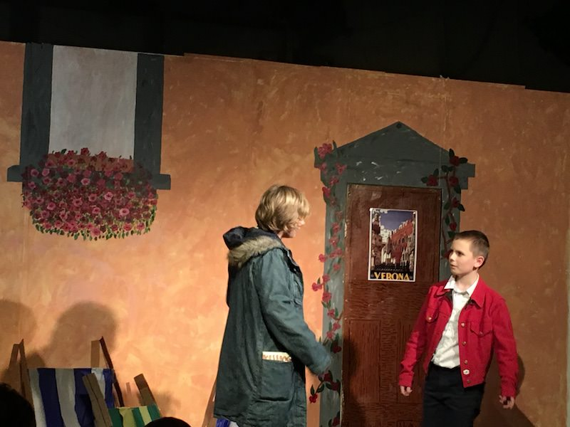 drama at sompting abbotts prep school