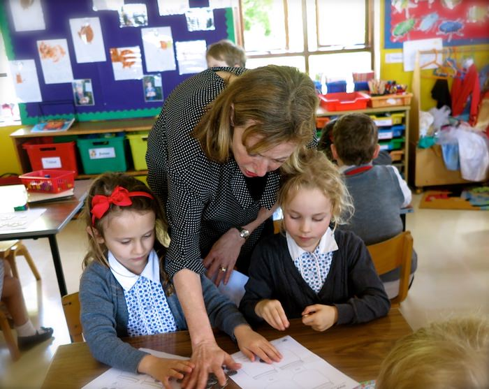 Small class sizes (average 15) - No child at our school is 'just a test score', Each one receives individualised attention. The link between class size and attainment has been acknowledged by the UK Department of Education. Smaller classes better meet the needs of children's distinct personality types. They allow the teacher to tailor teaching to learning styles and abilities.