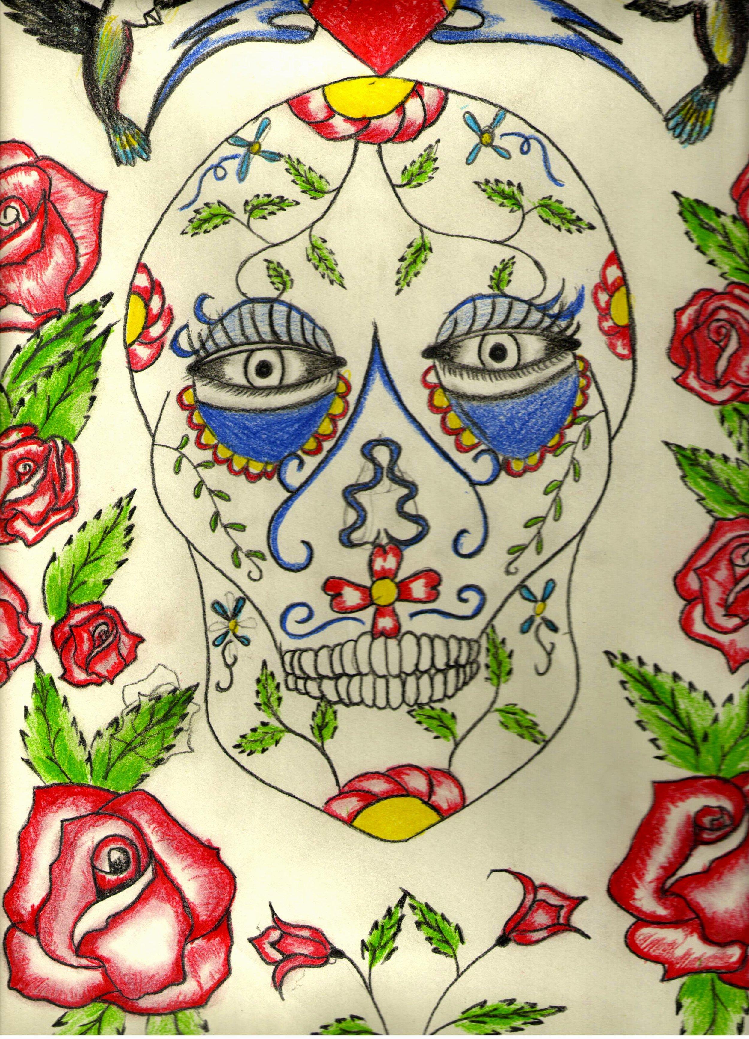 Leobardo Arosta_Sugar Skull.jpg