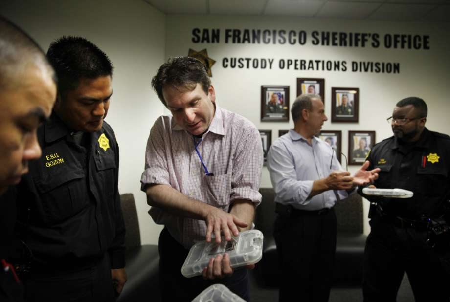 S.F. jail inmates to have... -