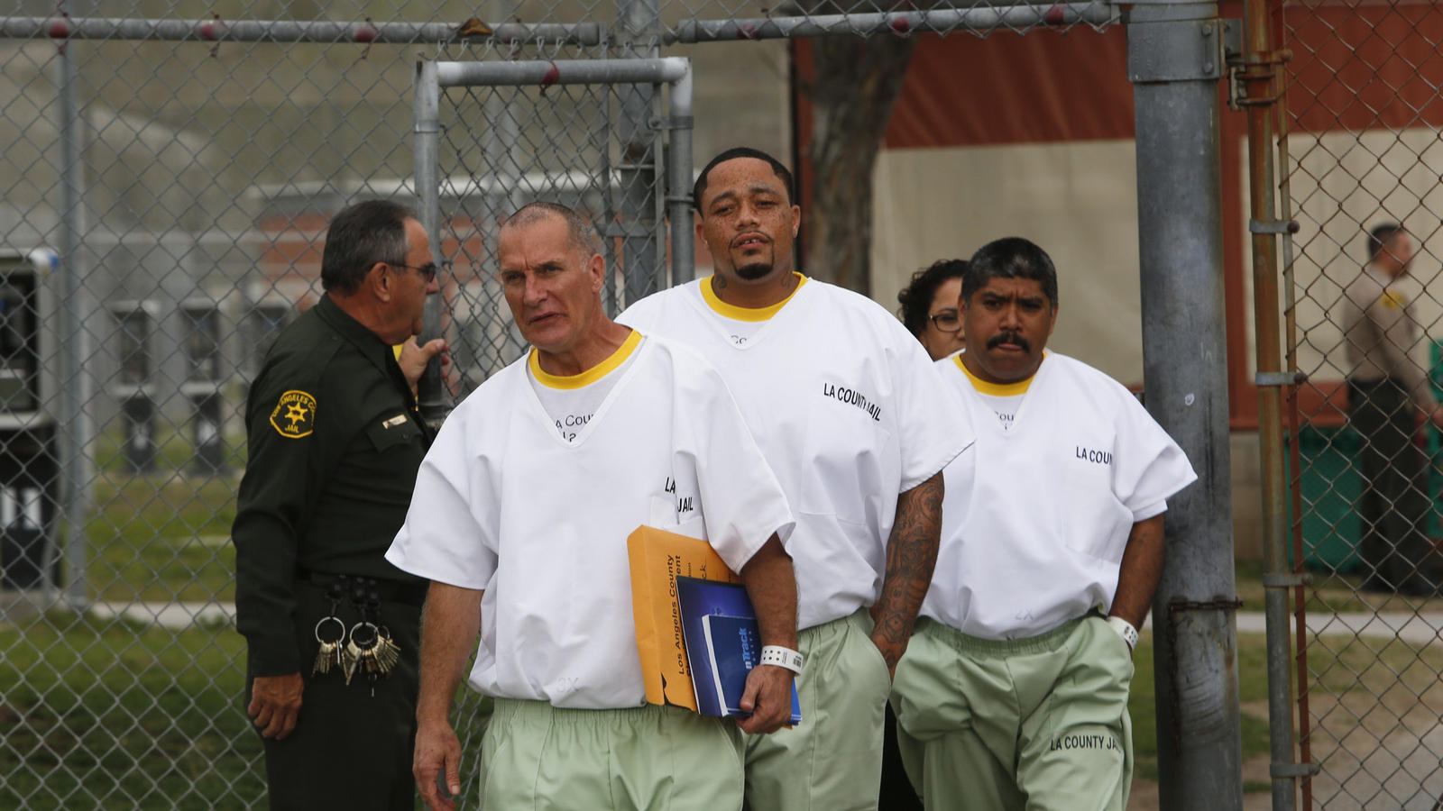 L.A. County Jail launches... -