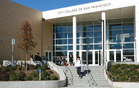 City College of San Francisco approves... -