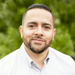 Efrain Diaz  Director, LA Community Sites