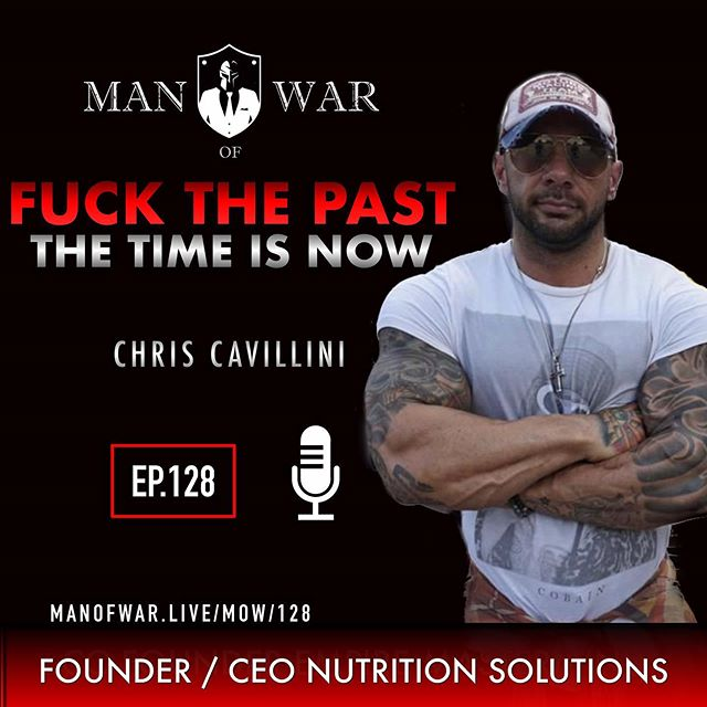 🇺🇸On episode 128 we crank things up with a real and raw session of bad-assness. . This is a rags to riches story where you break the chains from the past and become a success right now. . So many people live in their past failures and never get out of the mud. The reality is that you can change right here and right now. . Our special guest today is @chriscavallini who is the founder of @nutritionsolutions . He has a very powerful story that will shake you at your core. . He is a warrior that took the wrong path which sent him to jail many times even after he returned from the military. . One day he realized that he wanted a different life. Inside he was a good man, a warrior that had lost his way. He fought back hard. . Chris overcame challenges, lot's of them and today he is the CEO of a multi million dollar company. He loves to help people and is an influencer and fitness expert who focuses on mindset. . Join us in this powerful conversation where we go into mindset, discipline, life, struggles, success and keep it real AF! . As always listen at your own risk! . . Go Listen To The Podcast @manofwarpodcast . . Follow @manofwarr . . 🦍🦍🦍🦍🦍🦍🦍🦍🦍🦍🦍🦍🦍 . Are you ready to enter the Dragon's Lair? . The Man of War Crucible is designed for Entrepreneurs, Businessmen, CEOs and Warrior Minded Men From All Walks of Life. . It is a 5 day transformational experience for Men who want to live a life of purpose and want to strike a balance of body-mind-spirit. It is focused on the resurgence of the warrior in our modern day. . Upon graduating you will be initiated into an exclusive brotherhood of like minded men. . If you are ready, go to @wardevacademy and hit the link on the bio. While you are there, watch the powerful documentary and submit an intent of consideration to get you started on your interview. This will be the most powerful experience of your life. . . . . . . #warrior #manup  #leadership #hustle #neverquit #inspiration #perseverance #personaldevelopment #selfconfidence #sheepdog #grit #millionaire #entrepreneur #mindset #empirebuilder #selfmade #livewithapurpose #fitforlife  #focus #fit #fitness #staystrong #success #honor . . . .