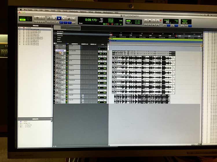 Studio 2 ProTools