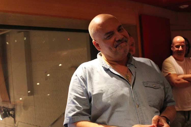 Producer at Work (Studio 2) Brave