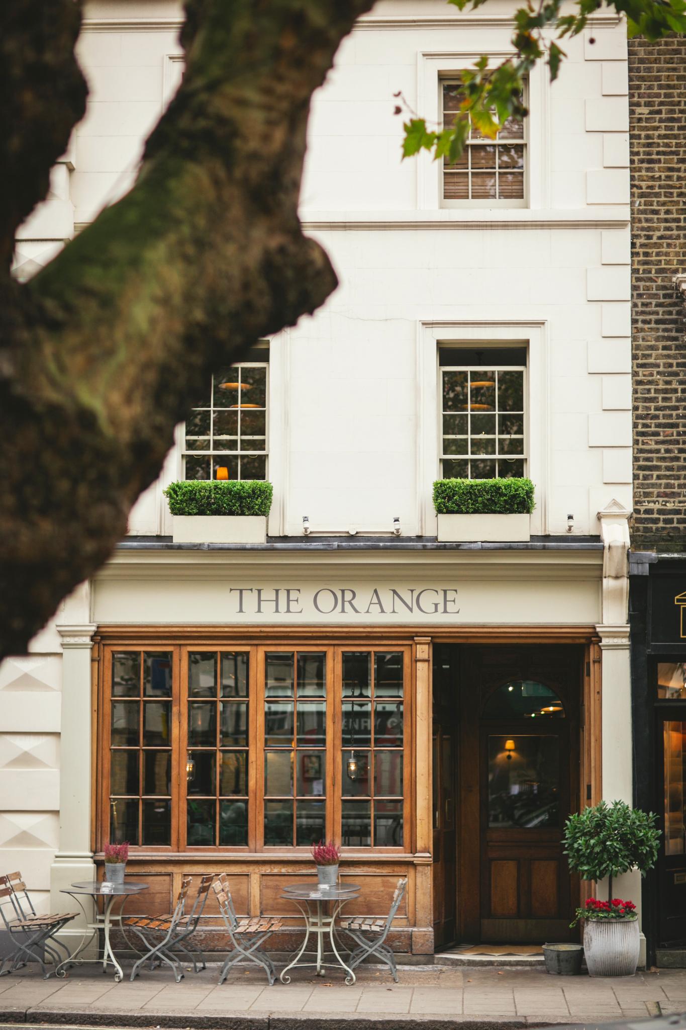 The Orange, Pimlico Road