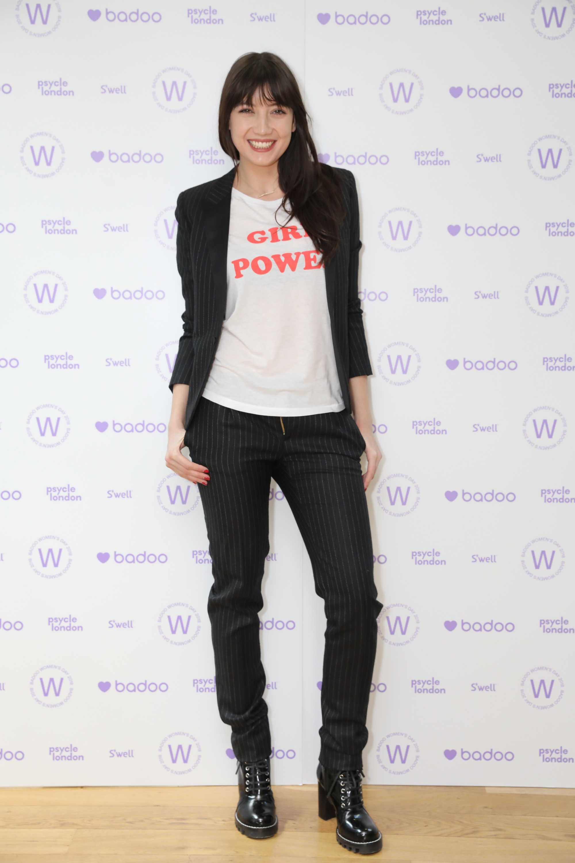 Daisy Lowe - model and founder of Femme podcast