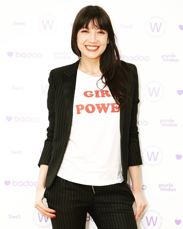 Daisy Lowe at Badoo for International Women's Day - read more on Healthy Chelsea and Wise • • • • #daisylowe #internationalwomensday #badoo #tessward #femaleempowerment #model #millennials #influencer #event #chelsea #healthylifestyle #panel #qanda #women #feminism #empowerment #timesup #metoo #health #wealth #kensington