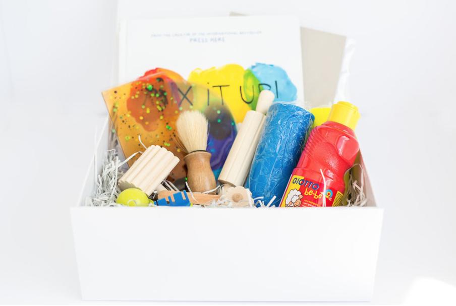 Little Artist Maxi Box