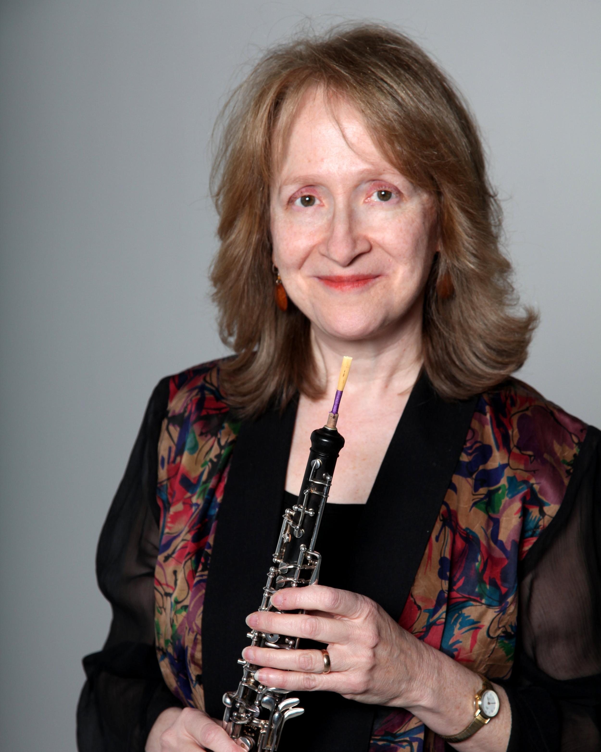Judith Dansker, oboe