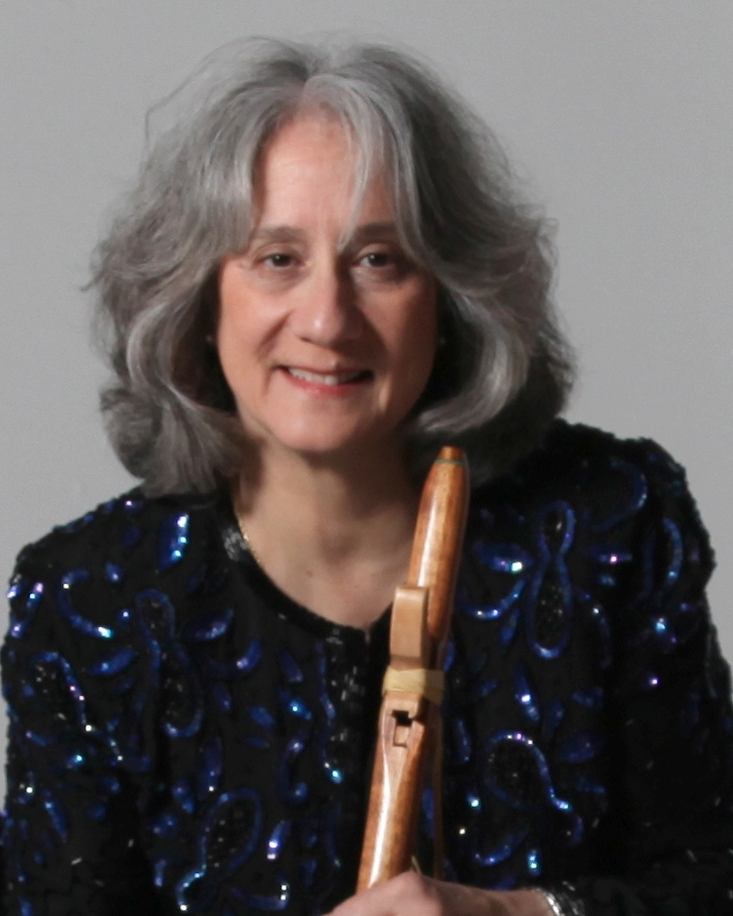 Laurie Friedman, clarinet