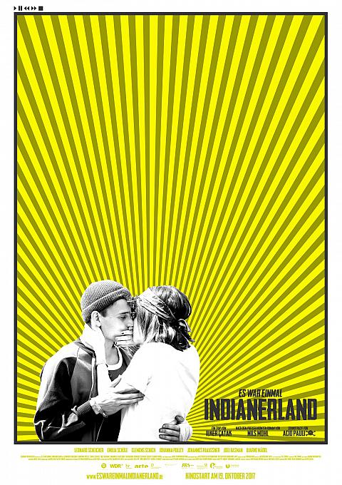 Das Poster zum Film - Es war einmal Indianerland
