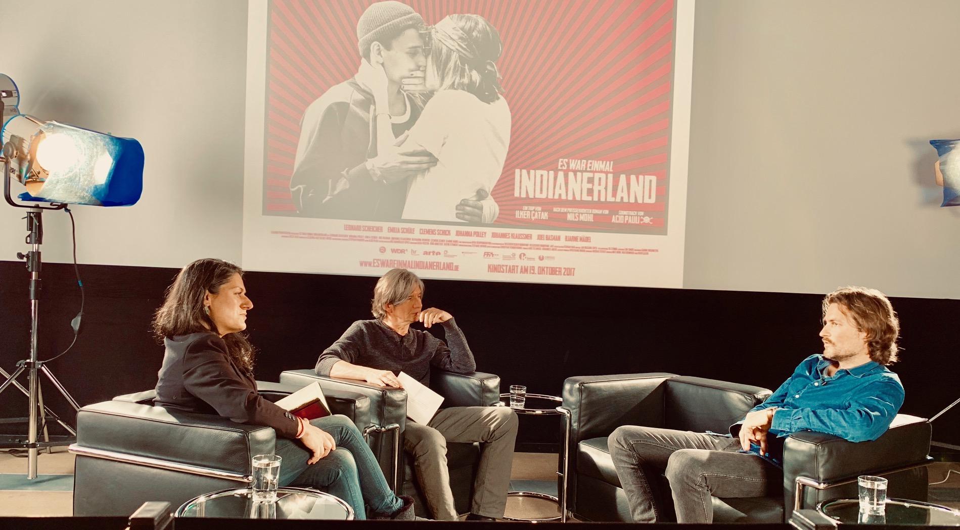 Masterclass Interview - Masterclass ist ein Projekt der Deutschen Filmakademie und der Filmuniversität Babelsberg Konrad Wolf. Das Gespräch führten Gergana Voigt und Peter Adam.