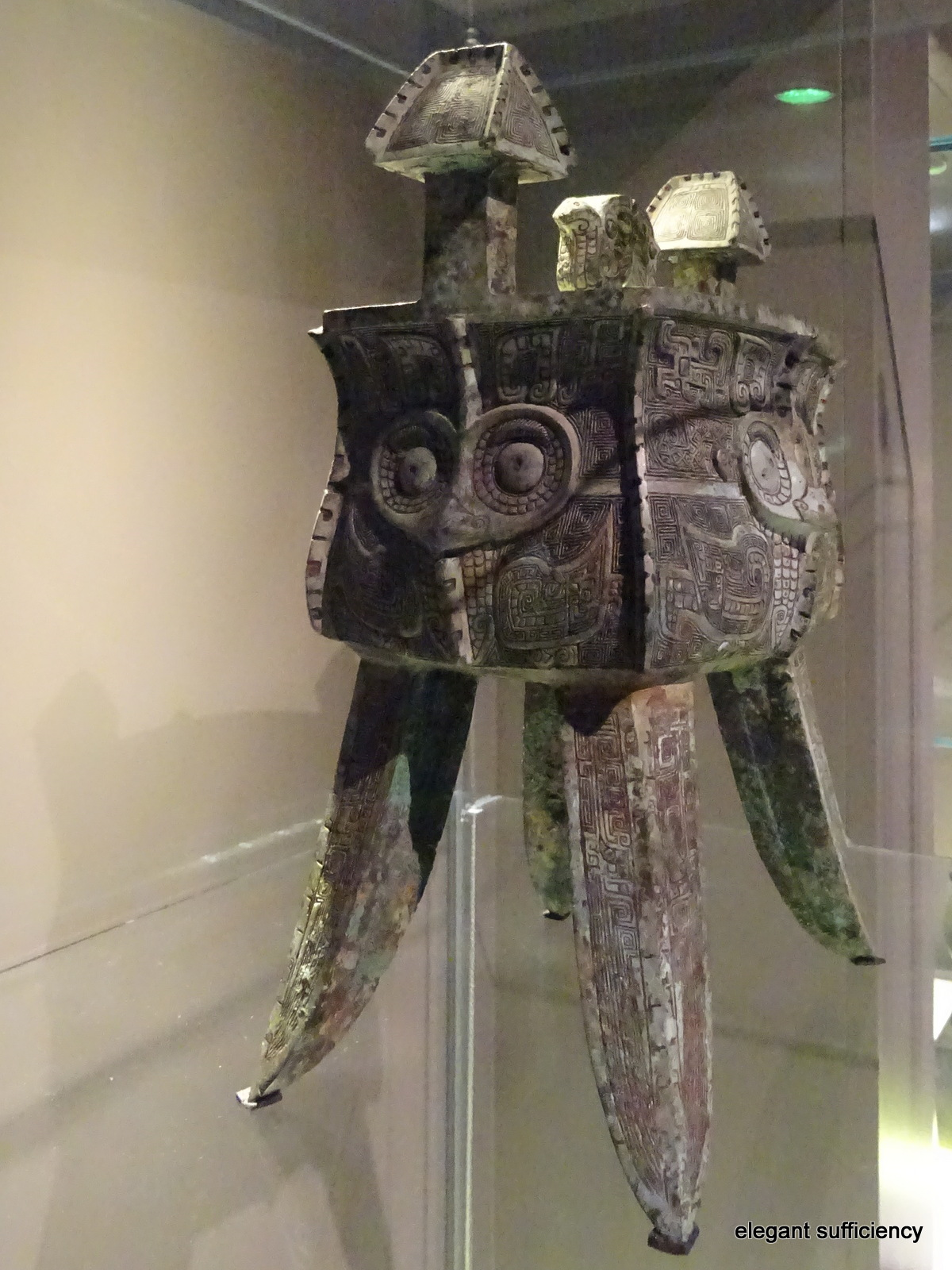 I find it hard to imagine the astonishing age of my favourite vessel - 1200BC? Wow.