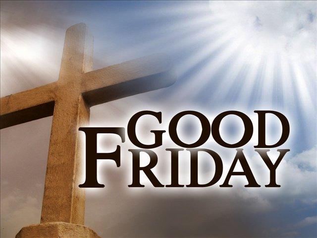 We reflect on Jesus' crucifixion.