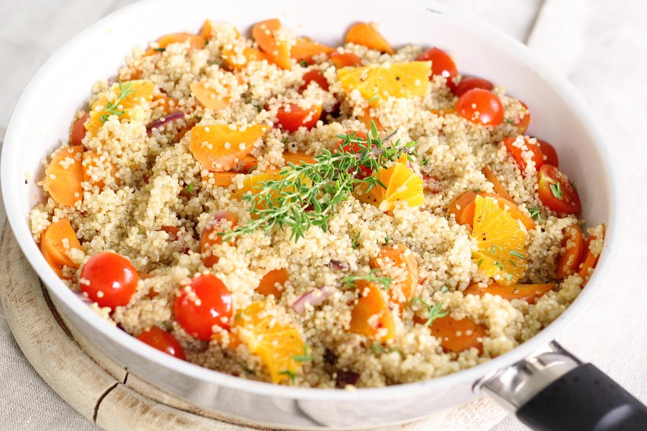 Aroma Kosher Market Quinoa Salad.jpg