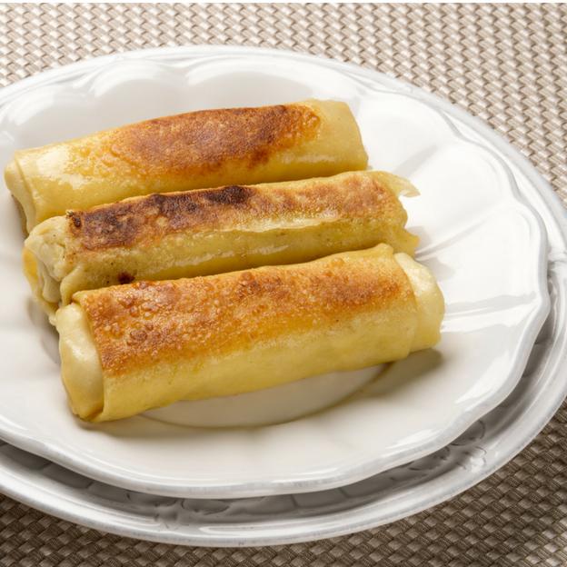 Cheese Blintzes -