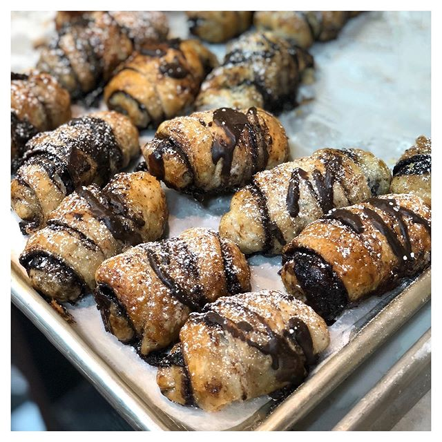 Wake up and Rugelach! There are no words for how delicious these homemade pastries are!