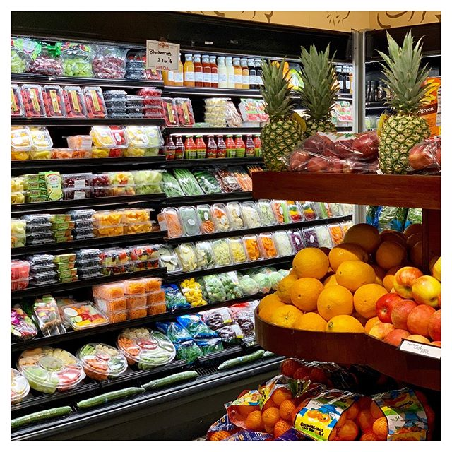 Light, healthy snacks like our pre-washed and cut fruits and veggies are the way to go when summer temperatures are soaring. (Checked by ORB | Available in Boca Raton & Cooper City. )