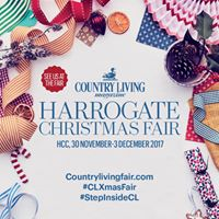 Country Living Magazine Christmas Fair - 2017Stall - KV Artist Blacksmith