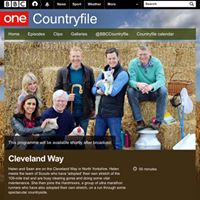 CountryfileBBC One - 2017 - Cleveland WayKatie Ventress (KV Artist Blacksmith) featured on Countryfile.Female Blacksmith on the Yorkshire Coast, following the Cleveland Way.
