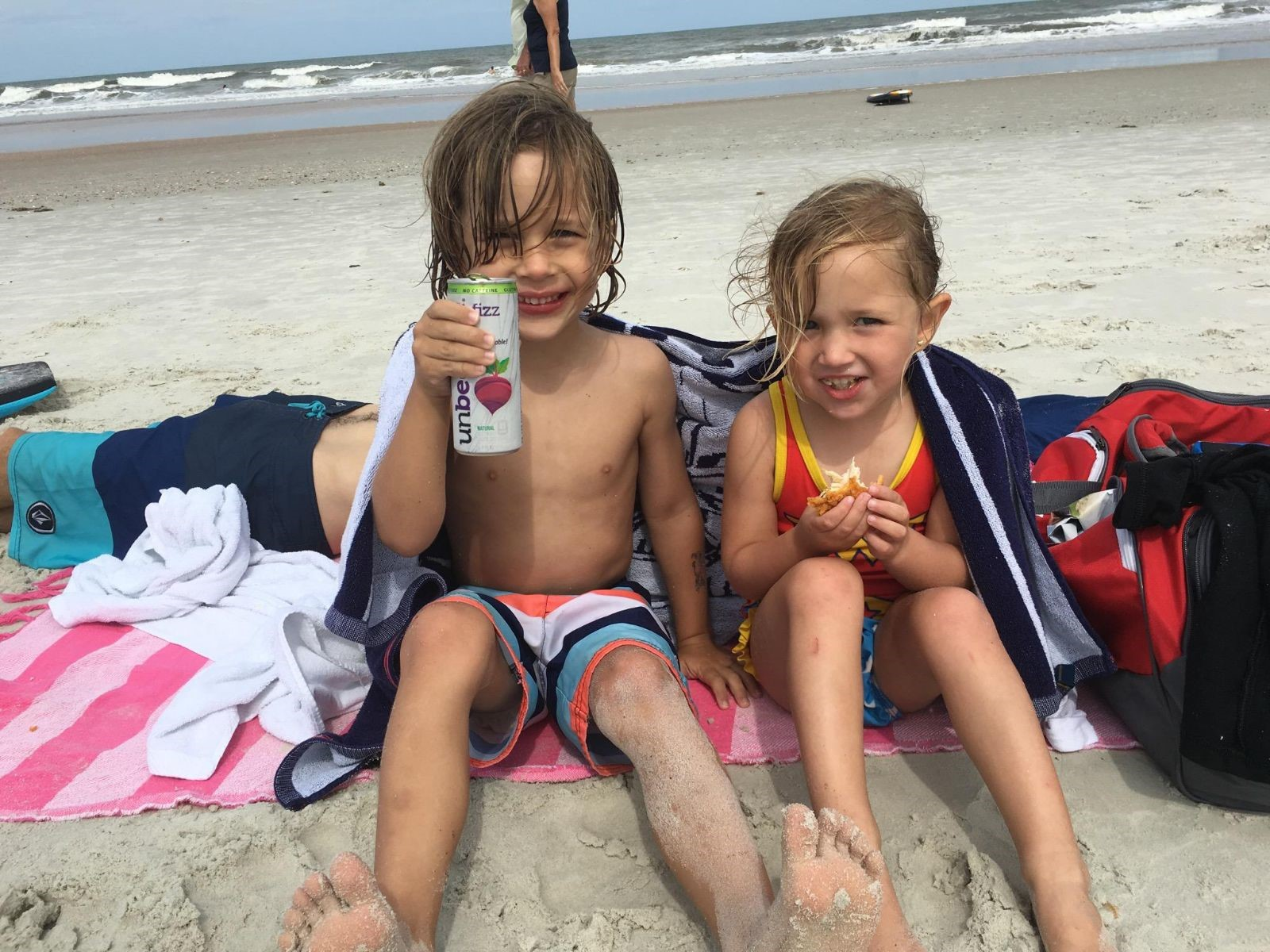 """Unbeetable is """"the good soda!"""" Kids love it because it tastes great. Unbeetable is natural beetroot juice with no caffeine and no added sugar. Yes, we are drinking our vegetables."""